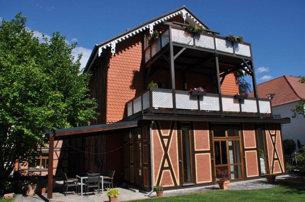Sanierung Wohn- und Geschäftshaus